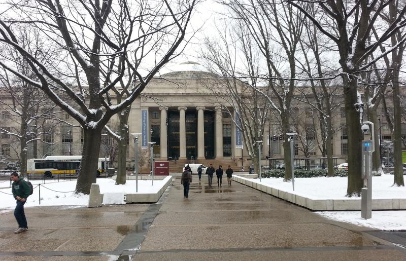 The Great Dome, MIT:n symboli ja seremoniallinen pääsisäänkäynti
